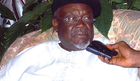 CHIEF Tom Ikimi, former Foreign Affairs Minister during late General Sani Abachas regime
