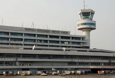 Jonathan Orders Tight Security At Nation's Airports