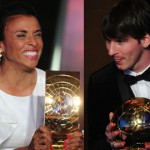 Marta and Messi