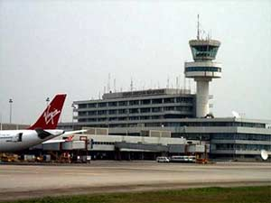 Murtala Muhammed International Airport, Lagos, Nigeria