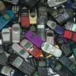File photo: refurbished phones