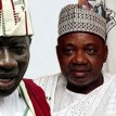 Goodluck Jonathan  and Namadi Sambo