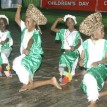 Cultural  dance by children at the   Children Day  Celebration  organised by Close Up at the Lagos  University  Yaba Lagos. Photo by Diran Oshe