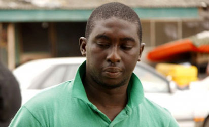 Arowolo... the alleged killer