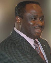 Dr Paul Orhii, DG, NAFDAC