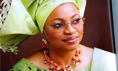 Alakija is a 61-year-old Nigerian billionaire fashion designer and