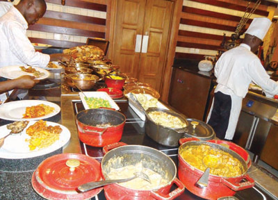 N1.305b not enough for refreshments, meals, Presidential Villa tells Senate