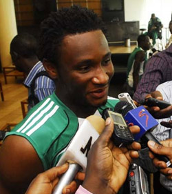 AFCON 2013: We Need A New Strategy, Mikel Confesses