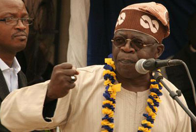 ACN leader, Bola Tinubu