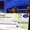 How Mercy Chinwo won Nigerian Idols