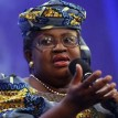 Finance Minister, Ngozi Okonjo-Iweala
