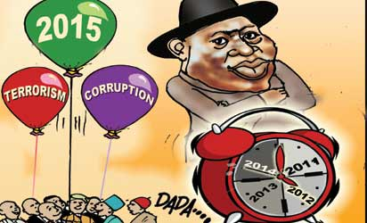 2015: There Will be Grave Consequences For Nigeria If Jonathan Runs