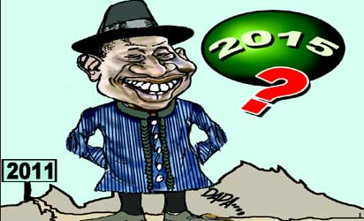 Presidency 2015: Court Determines Jonathan's Eligibility Today