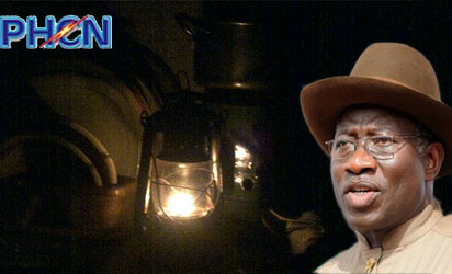 Nigerians Groan Under Severe Blackout