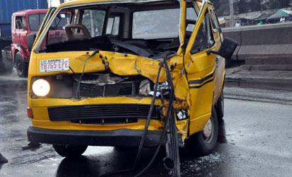 2 die in Lagos auto crash