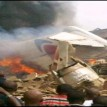 File Photo: Dana air crash scene