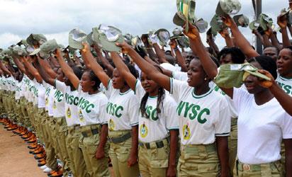 Jonathan Tasks Corps Members On Self-Reliance