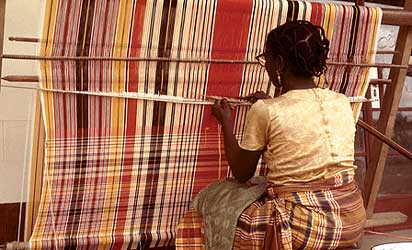 Akwete cloth: An Igbo textile art