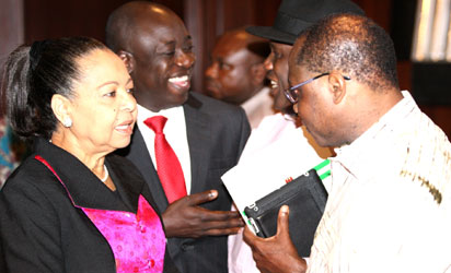 Jonathan Orders Reorganisation Of Sport Sector