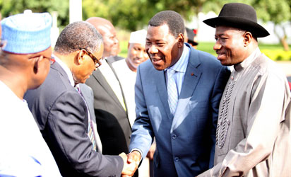 Nigeria Not Ripe For State Police, Jonathan Declares