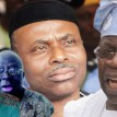 Akande, ACN national chairman; Adebanjo: Staunch Awoist;  Gov Mimiko, and Tinubu, ACN national leader