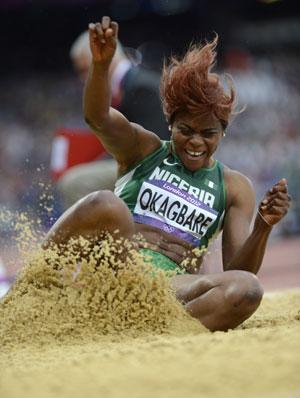 OLYMPICS: I'm Still In Shock, Says Okagbare