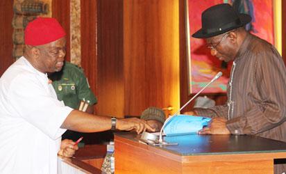 Media Cannot Assess My Govt Objectively – Jonathan