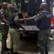 One of the officers arrested for gross indiscipline