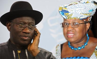 Stop Chasing Shadows, Mark Tells Jonathan, Okonjo-Iweala