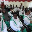 Cross Section of Nigeria's Paralympians