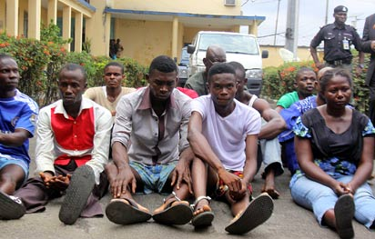 UNIPORT 4: Suspects To Appear In Court Today