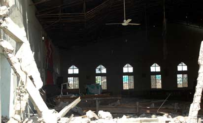10 Dead, 145 Wounded In Kaduna Church Bomb Blast