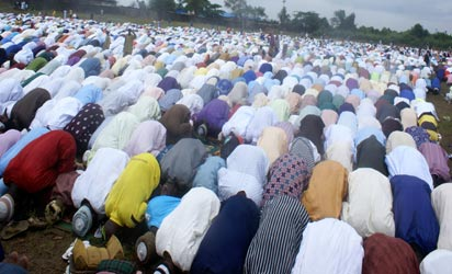 19 Die As Muslims Celebrate Eid-el-Kabir