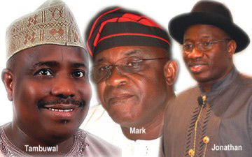 FG to Tambuwal: Let's Work Together