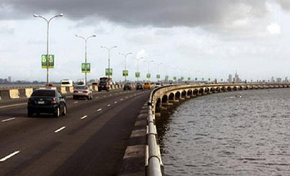 *Third mainland bridge