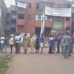 Voters on queue in Ondo sent by Citizen reporter Feyisayo