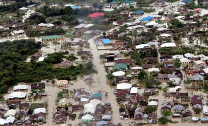 Oritsejafor To FG: Declare Affected Areas Disaster Zones