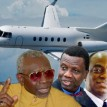 Pastor Chris Oyakhilome; Ayo Oritsejafor; Enoch Adeboye; David Oyedepo and Mike Okonkwo