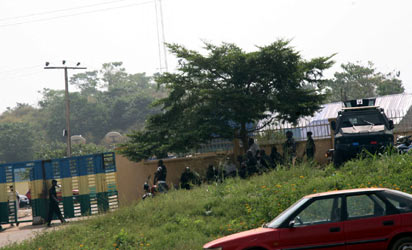 SARS Attack: No Suspected Terrorist Escaped – Police