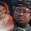 File photo: Prof Kamene Okonjo and Minister of Finance, Prof. Okonjo-Iweala