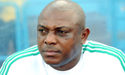 Eagle's coach, Keshi