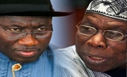 OBJ  and GEJ