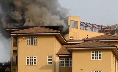Obasanjo's mansion