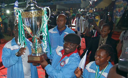 Eko 2012: Delta Crowned Winners