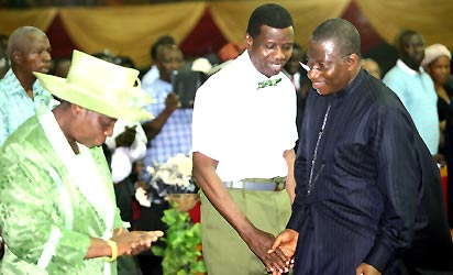 Adeboye Predicts Bigger Disasters In 2013