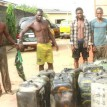 Arepo pipeline vandals...now in police net