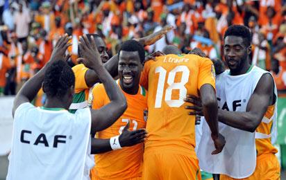 AFCON: Ivory Coast Beat Tunisia 3-0
