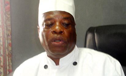 Taiwo Ojo, Senior Chef, Lagos Airport Hotel.