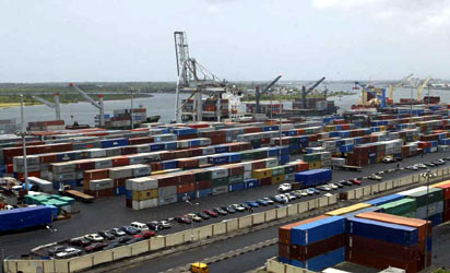 DANGER! Shipload Of Toxic Waste At Lagos Port