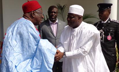 Jonathan, Tukur Divide PDP